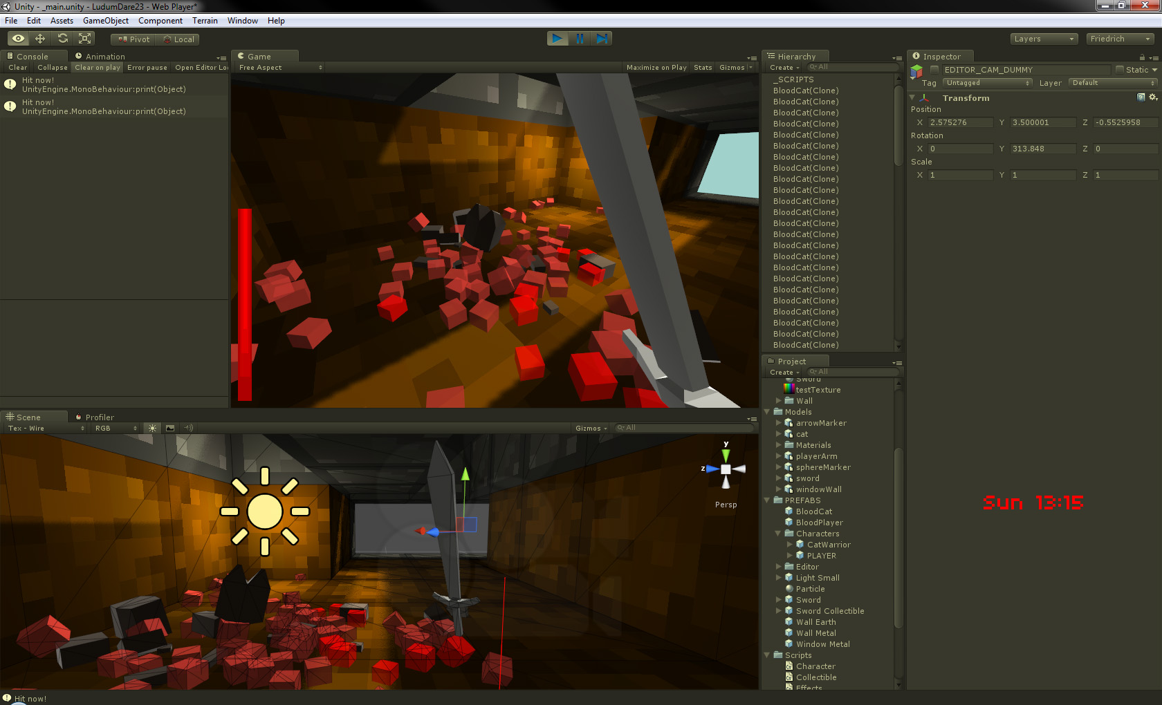 Unity3D – Page 3 – Rat King's Blog