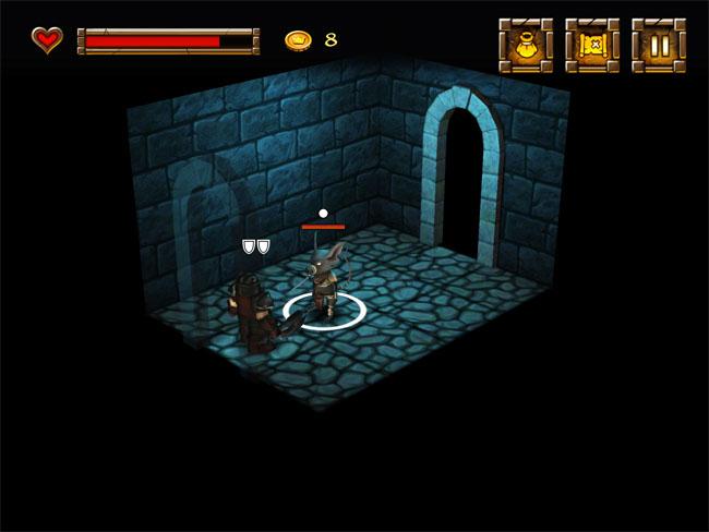 Dwarf Quest Combat