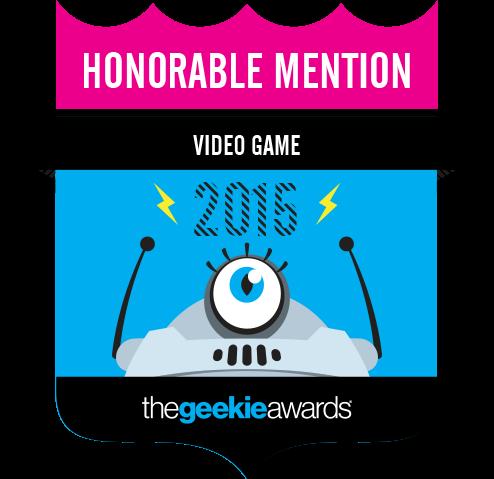 geekie awards