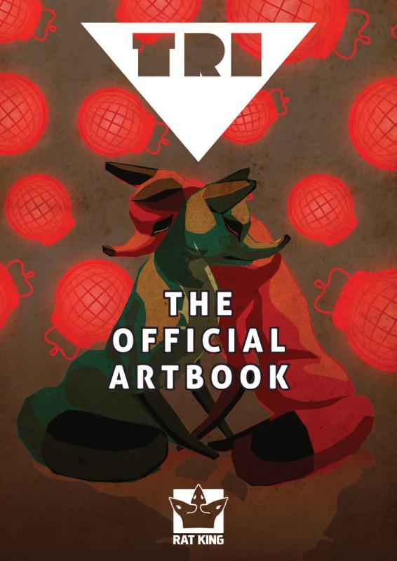 tri artbook cover