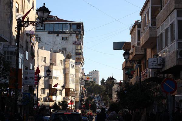 Ramallah Street